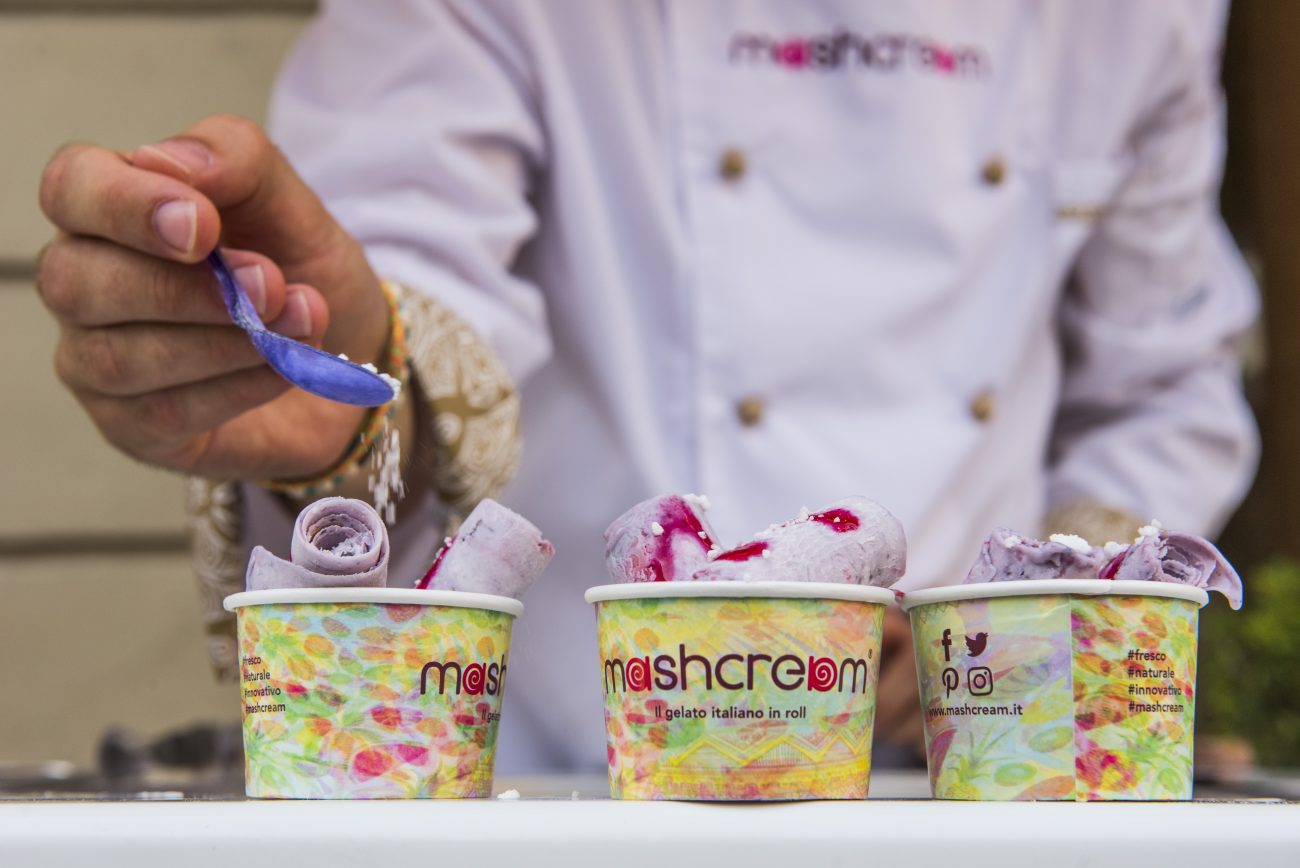 Coppette gelato Mashcream